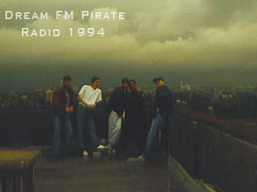 Dream FM pirate radio